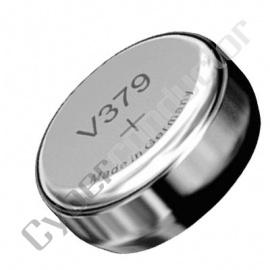Pilha Oxido de Prata SR63 SR521- V379