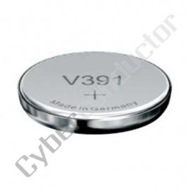 Pilha Oxido de Prata 43mAh SR55 1.55V - (V391)