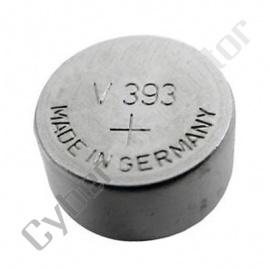 Pilha Oxido de Prata 66mAh AG5/SR48/V393/SR754W 1.55V.