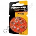 Pilha Zinco Ar Panasonic PR13 1.4V (6pcs/bl)