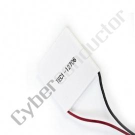 Refrigerador Termoeléctrico Peltier 3A 15.4V 65º PELTIER1