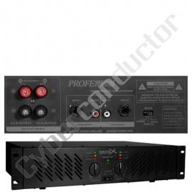 Amplificador de Audio Profissional 2 x 120W (xs-160-amp )