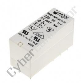 Rele Miniatura  1 contacto inverssor ,12V DC/16amp-250VAC,