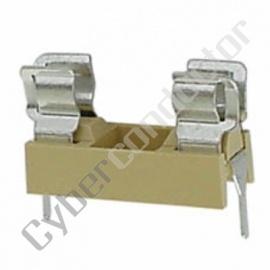 Porta Fusível 5x20mm p/ PCB - Mod.: FUSE/HL