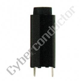 Porta Fusível p/ fus. 5x20mm vertical PCB - Mod. F/CH45