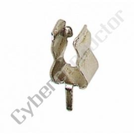 Porta Fusível p/ 5x20mm tipo clip para PCB - Mod.: FU-CLIP