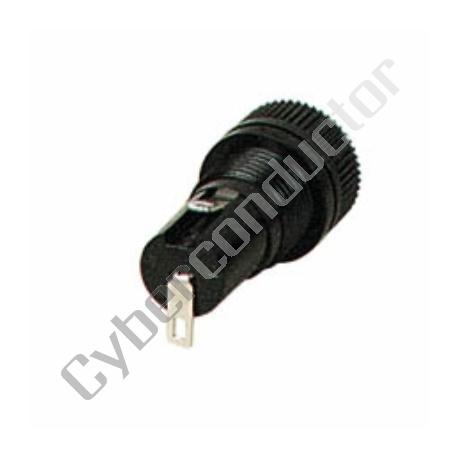 Porta Fusível  montagem painel, p/ Fus. 5x20mm - Mod.: F/CH30