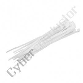 Abracadeira Standard de Nylon 6.6 Branca 200x2,5 T18L