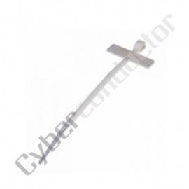 Abraçadeira Serrilha p/ Identificação, Mod.:MCV110