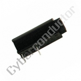 Porta Fusível montagem horizontal  PCB, p/ Fus. 5x20mm - Mod.: - F/CH50