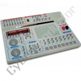 Laboratório didático de electrónica para  300 Projectos  - Modelo :EL3001