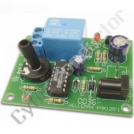 Kit Interruptor Crepuscular Modelo: MK125