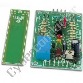 Kit didático  controlador de nível para líquidos Mod: K2639